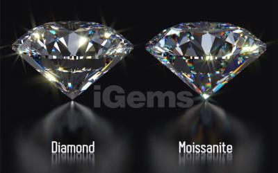 So sánh kim cương tự nhiên và kim cương nhân tạo