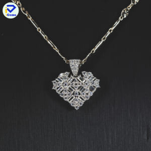 Mặt dây chuyền kim cương